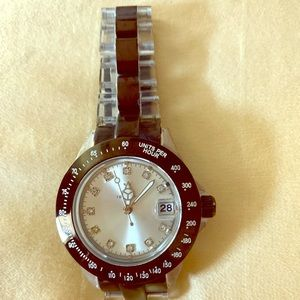 Authentic ToyWatch with Crystals